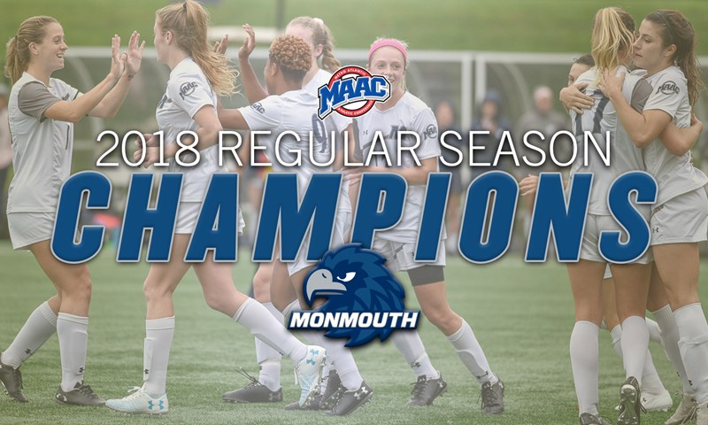 Monmouth Clinches Sixth-Straight MAAC Women's Soccer Regular