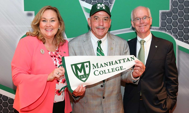 Matt Centrowitz Named Director of Cross Country and Track and Field at Manhattan - Metro Atlantic Athletic Conference